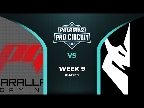 PPC 2020 (BR) Week 9: Fatal Ambition vs Parallax Gaming