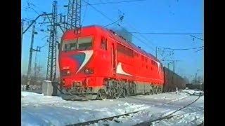 ТЭП70БС. ЭК ВНИИЖТ. Щербинка. 2003 г.