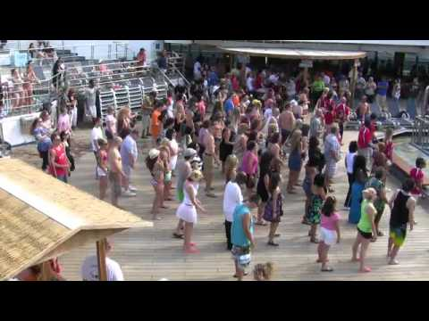 Cha Cha Slide Carnival Liberty May 2012