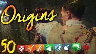 "🔥 ""ORIGINS"" ROUND 100 ATTEMPT *LIVE* 🔥 (DLC 5 Zombies Gameplay)"