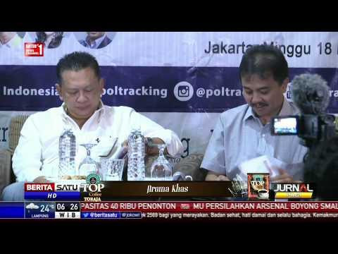 Jokowi dan Prabowo, Calon Terkuat di Pilpres 2019