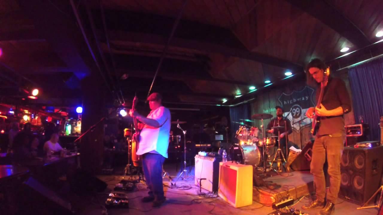 Chebon Tiger Trio Highway 99 Blues Club 4 11 2015 Hideaway By Freddie King