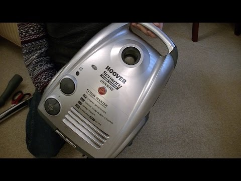 Hoover Sensory Floormaster TS2265 Vacuum Cleaner Unboxing