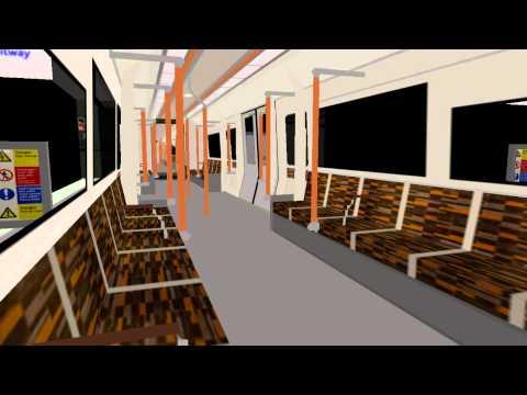 London Overground - Whitechapel to Wapping