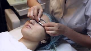 Ламинирование ресниц - как проходит процедура