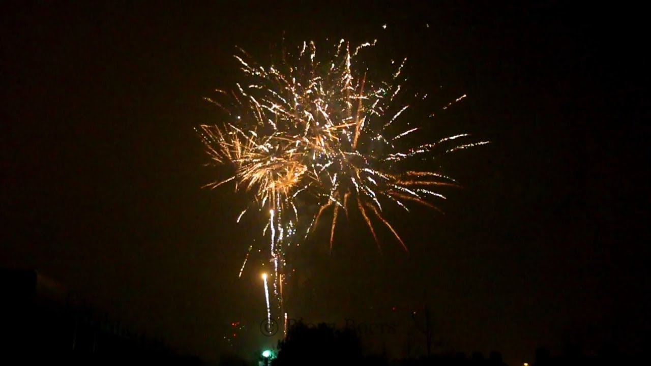 Vuurwerk /Firework/Feuerwerk 2019/20