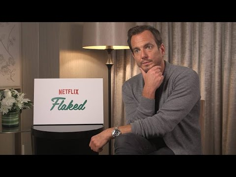 Will Arnett draws on experiences with alcoholism for 'Flaked'