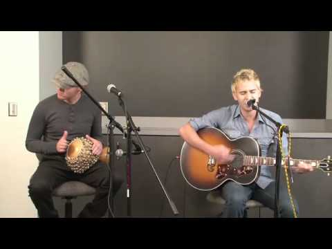 Lifehouse - First Time (Acoustic) @ The MIX105.1 Studios 4th April 2011