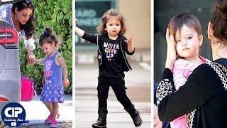 Mila Kunis and Ashton Kutcher's Daughter 2017 | Wyatt Isabelle Kutcher