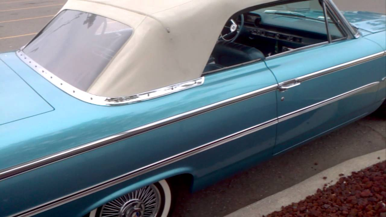 1963 Ford galaxie Autos Car For Sale in Toronto, Ontario - YouTube
