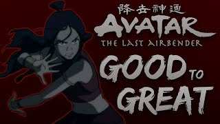 How Avatar the Last Airbender Went From Good to Great