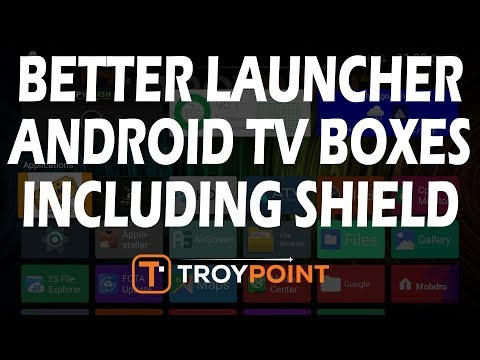 How To Install Better Android TV Launcher
