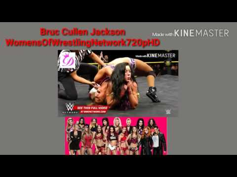 WWE My Favorites/Top 25 Divas Finishers