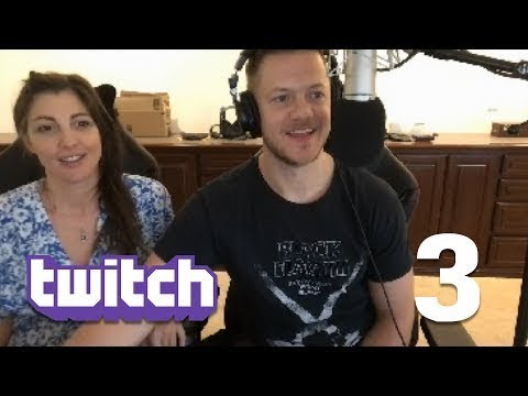 Download Lagu  Dan Reynolds from Imagine Dragons Making  on Twitch | 3 Mp3 Free