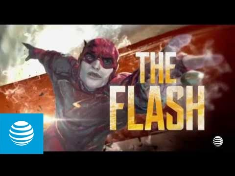 Thumbnail: Justice League: Exclusive First Look by AT&T