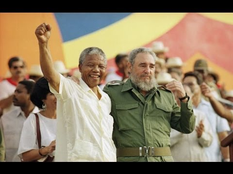 Nelson Mandela & Fidel Castro: A Video You Won't See on the Evening News