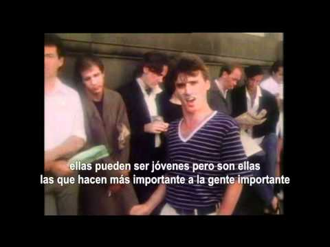 Moving Pictures - What About Me (Subtítulos español)