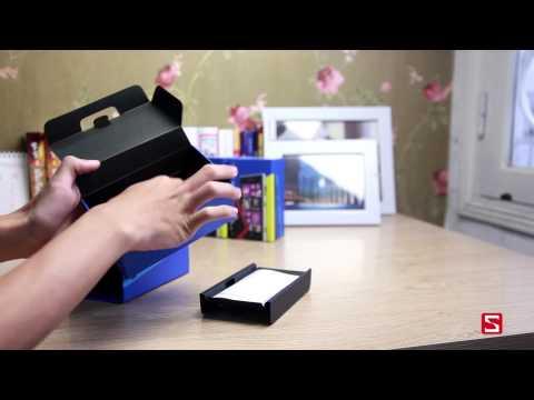 Mở hộp Nokia Lumia 720 chính hãng - CellphoneS