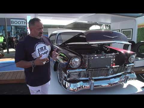 2018 SEMA Featured Vehicle - RMD Garage 1956 Bel Air