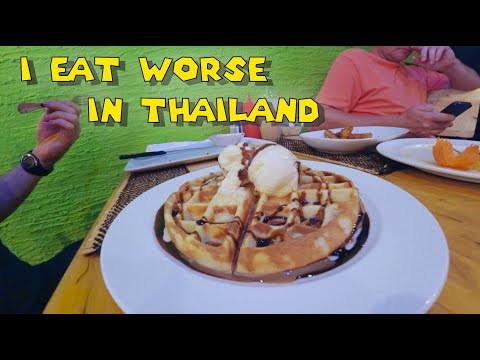 What I Eat In A Day In Chiang Mai Thailand