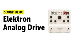 Elektron Analog Drive Sound Demo