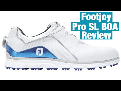 Footjoy Pro SL BOA Review