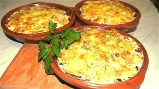 Запеканка картофельная с фаршем простецкий рецепт