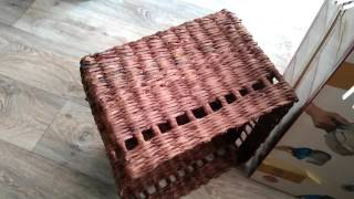 Плетение из газетных трубочек для начинающих: минусы