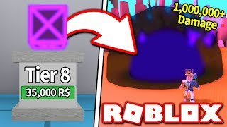 I SPENT ALL MY ROBUX ON GETTING THE BEST SPELL in MAGIC SIMULATOR!! *1,000,000 DAMAGE!* (Roblox)