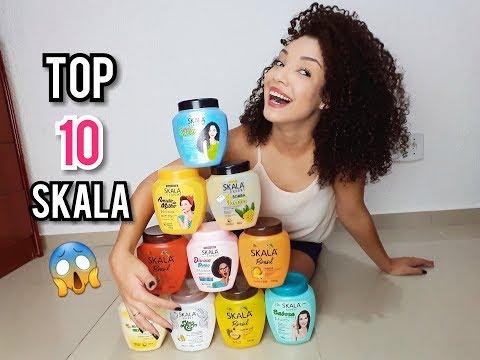 TOP 10 MÁSCARAS DA SKALA - SÓ AS MELHORES ❤ Especial4Anos 06