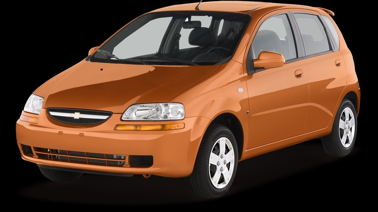 2009 chevy aveo5 transmission fluid