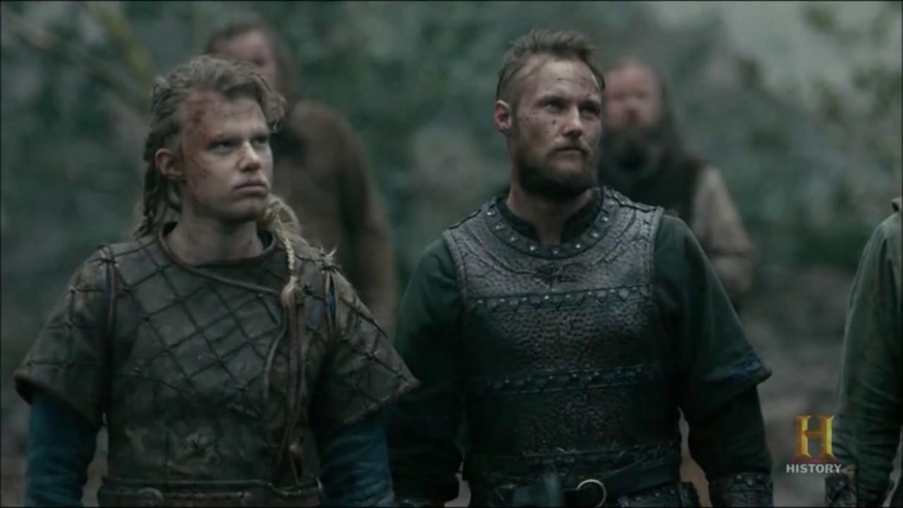 Vikings: Den sande historie om Ivar, Bjørn, Hvitserk, Sigurd og Ubbe