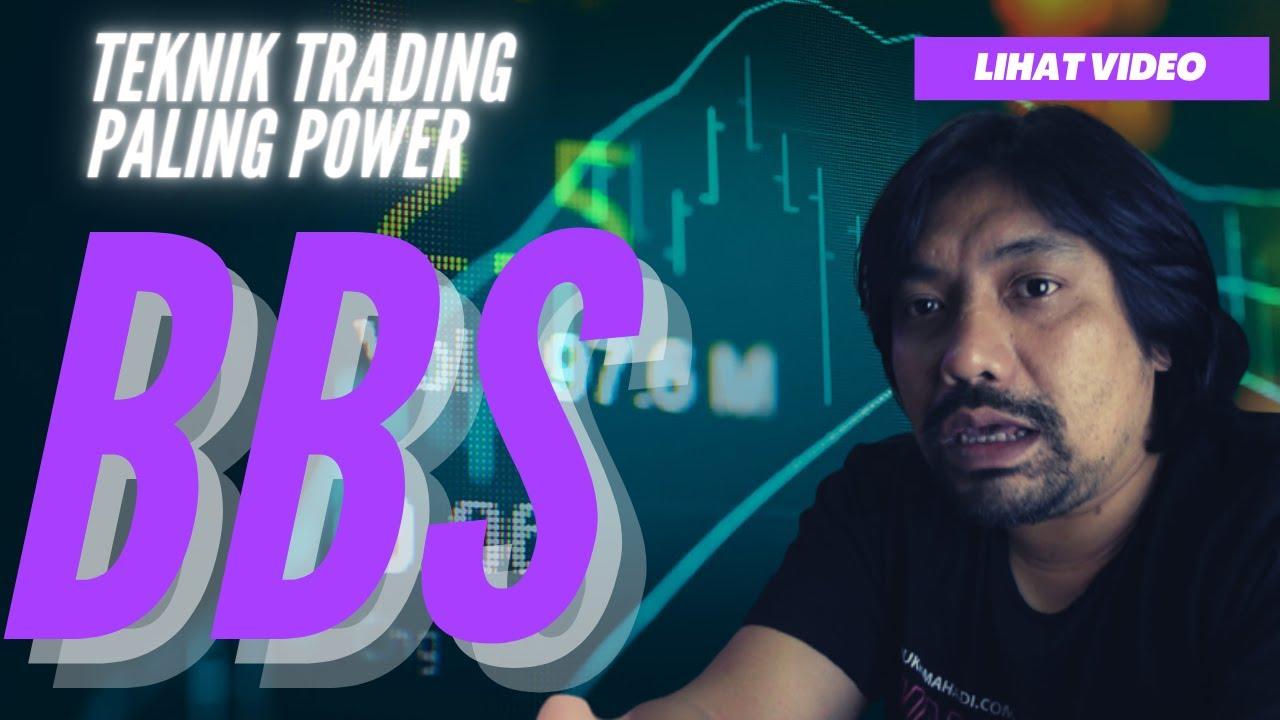 Teknik trading paling power!