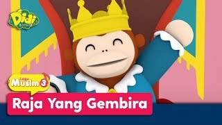 Didi & Friends   Lagu Baru Musim 3   Raja Yang Gembira