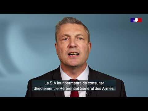 #SCAE  | Présentation du Système d'Information sur les Armes
