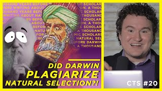 Did Charles Darwin PLAGIARIZE Natural Selection from MUSLIM Scholars? Find Out in 10 Minutes!