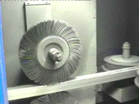IMEC ENGINEERING ITALY - SBM150 Spazzolatrice dei quadri e rettangoli