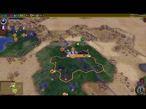 Sid Meier's Civilization VI Battle |