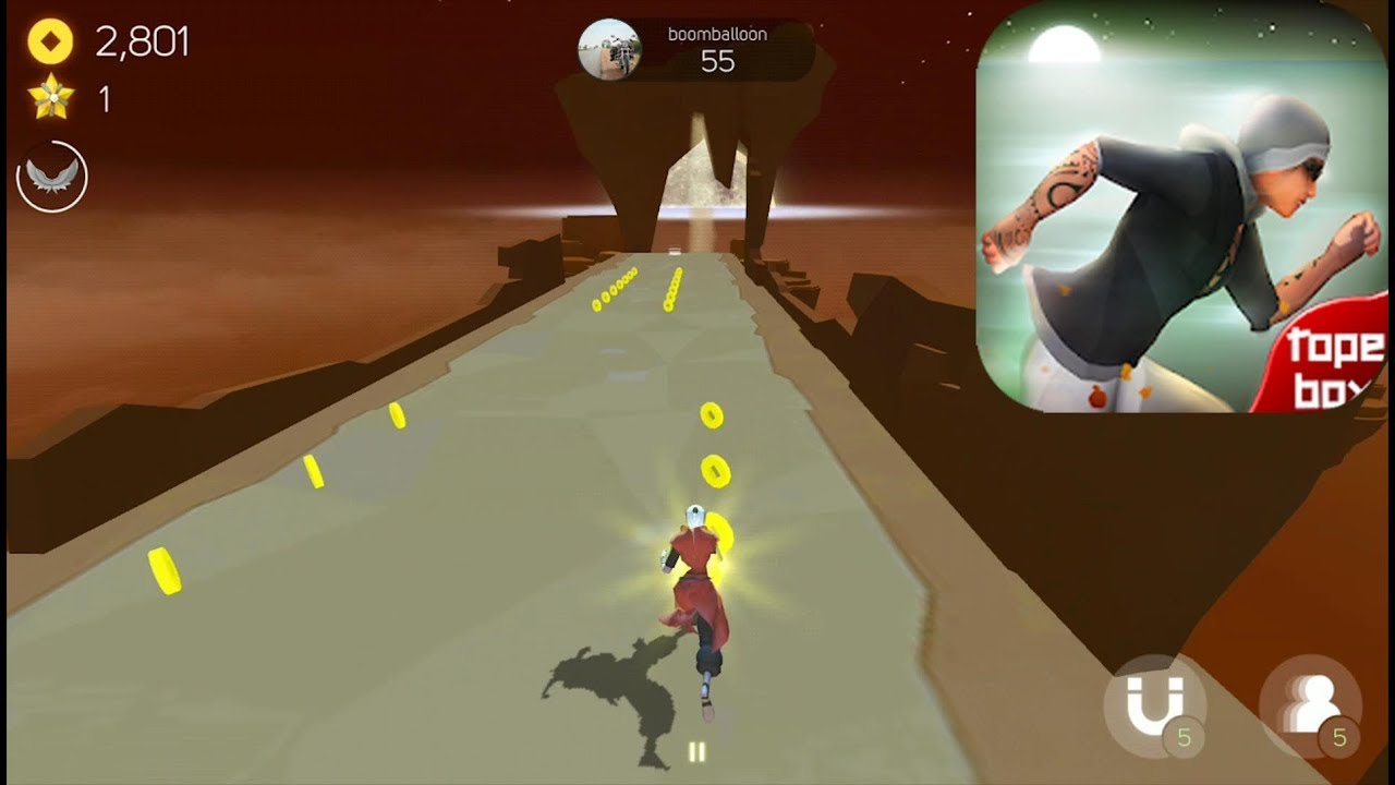 Image result for Sky Dancer Run android game pic