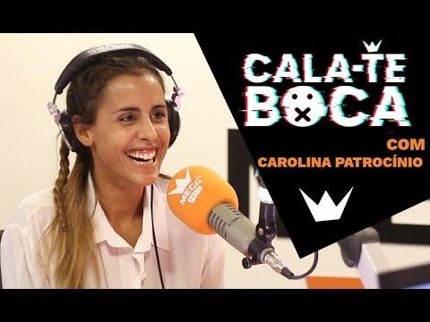 Mega Hits | Snooze - Cala-te Boca com Carolina Patrocínio