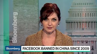 Facebook Unlikely to Return to China Over Free Expression, Privacy