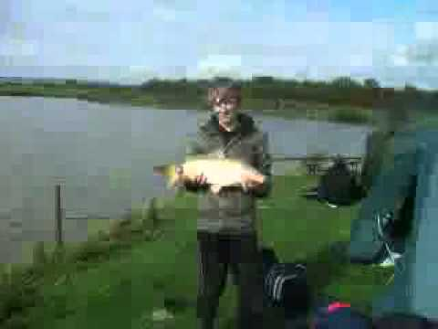 My Fishing Holiday At Warren Farm And Brean Sands