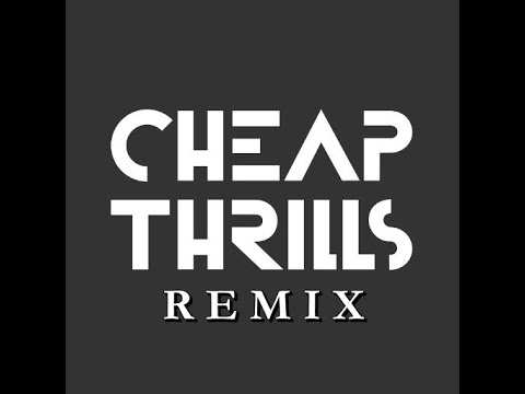 Sia Cheap Thrills ft  Sean Paul Remix...