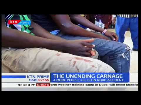 The Unending Carnage:Four die in tragic accident in Tula area,Tana River