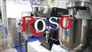 Профессиональное оборудование для кухни Rosso