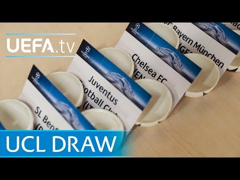 UEFA Champions League 2017/18 group stage draw in full