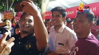 【马国丹绒比艾补选】马哈迪等希盟领袖站台 慕尤丁:望开通新马渡轮服�