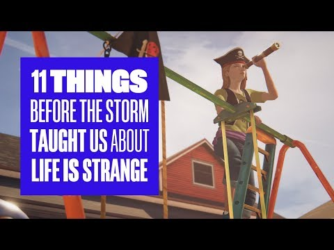 11 things Before the Storm taught us about Life is Strange