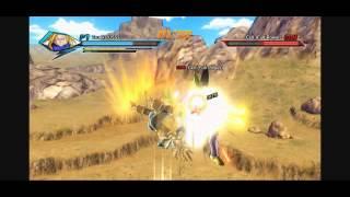 dragonball xenoverse mod ussj trunks vs cell