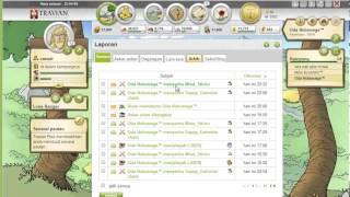 Travian - quick farming bookmark